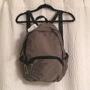 NEW WITH TAGS Army Green Backpack